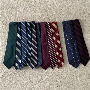 Brooks Brothers Silk Tie Collection